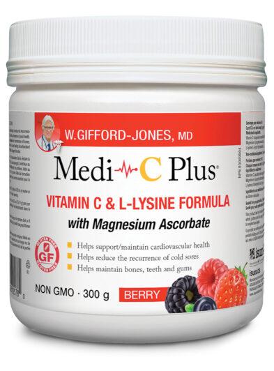 Medi-C Berry w/Magnesium Powder