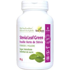 Stevia Leaf Green 55g