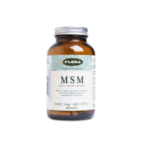 MSM Methylsulfonylmethane 1000mg 180 capsules