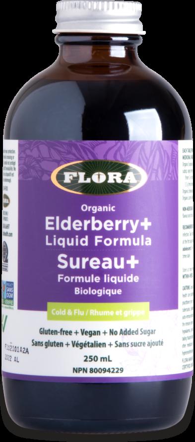 Elderberry+ Liquid Formula 250mL
