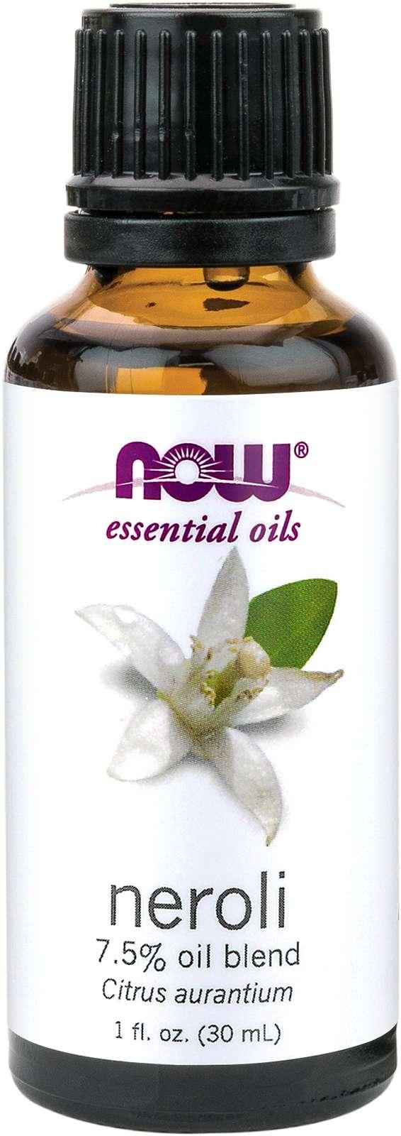 Neroli Oil 7.5% (Citrus aurantium) 30mL