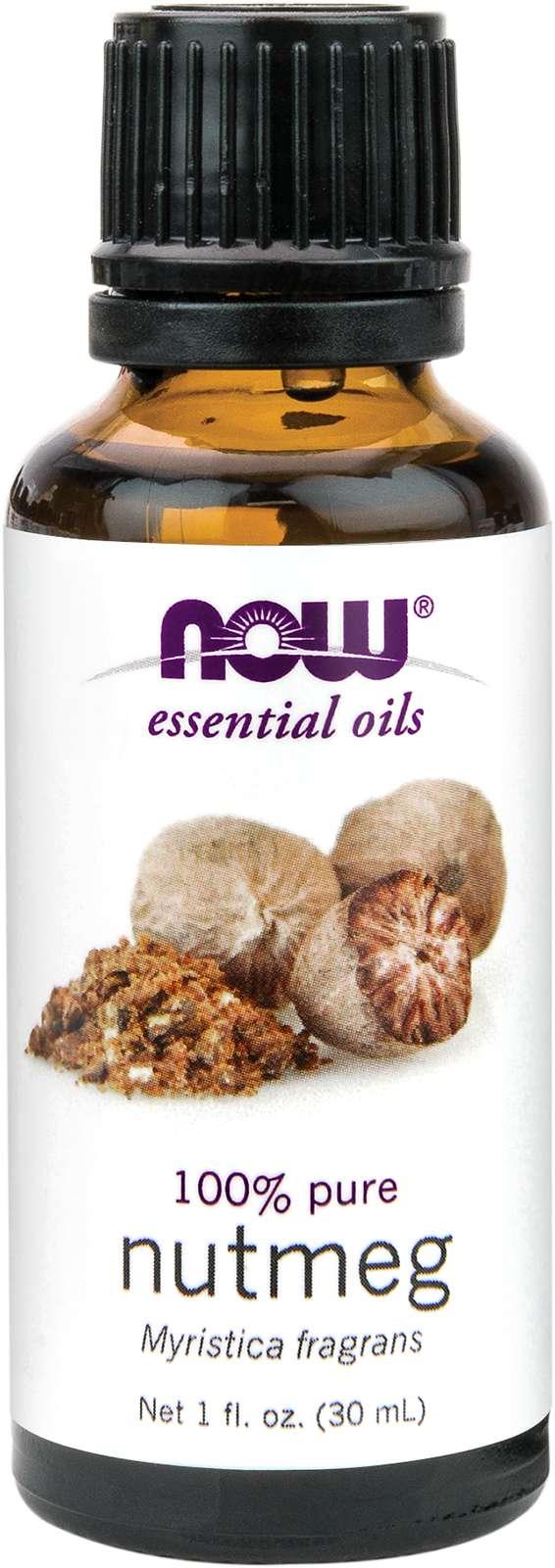 Nutmeg Oil (Myristica fragrans) 30mL