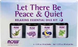 Peace & Quiet EO Kit 4*10mL