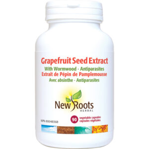 Grapefruit Seed Extract With Wormwood 90 capsules
