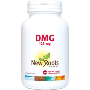DMG 125mg 100capsules