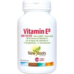 Vitamin E⁸ · 400IU