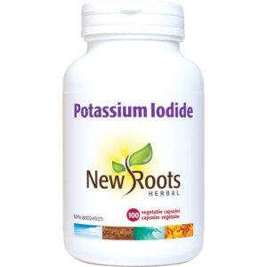 Potassium Iodide 100capsules