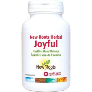 New Roots Herbal Joyful 30 vegetable capsules