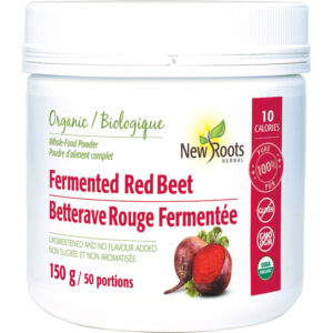 Fermented Red Beet Certified Organic 150g