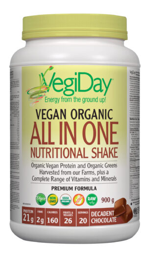 VegiDay All in One Shake & Go