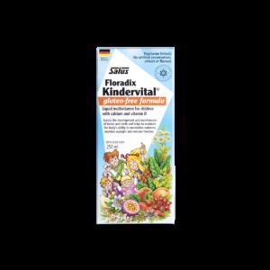 Kindervital Multivitamin for Children