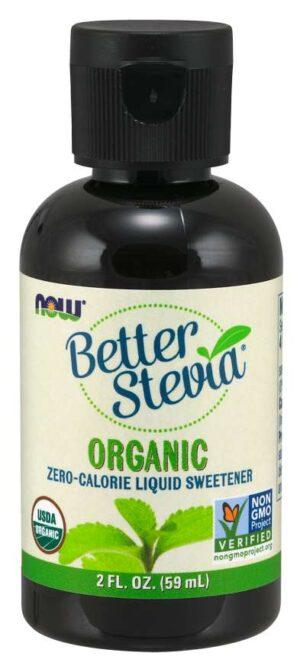 Stevia Liquid - Organic