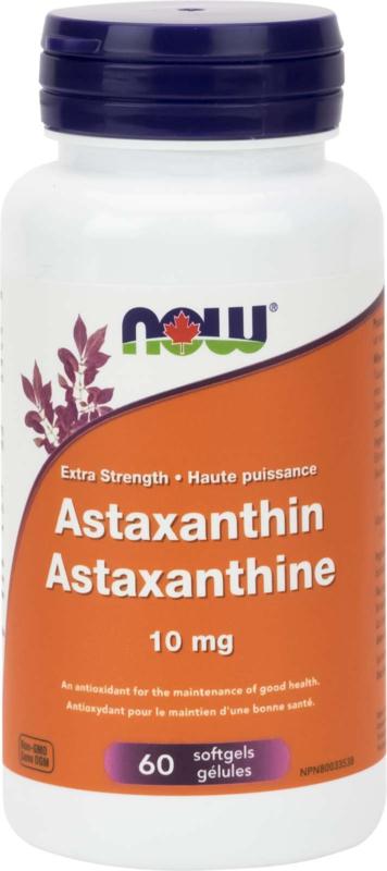 Astaxanthin 10mg 60gel