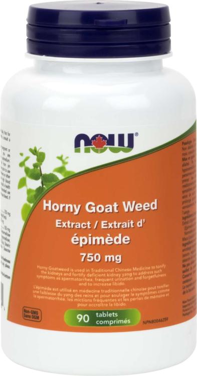 Horny Goat Weed 750mg 90tab
