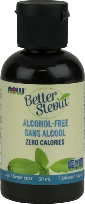 Stevia Glycerite Alcohol-Free Liquid