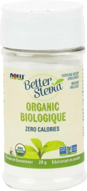 Organic Stevia Extract Powder Shaker 28g