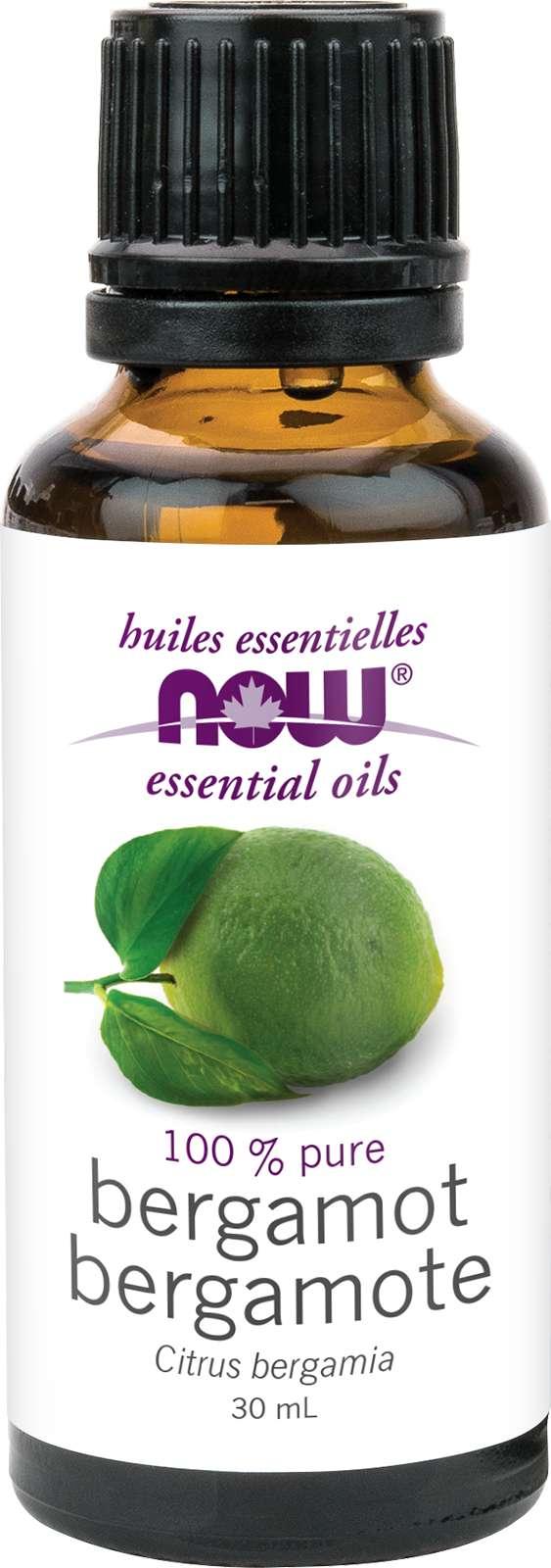 Bergamot Oil (Citrus bergamia) 30mL