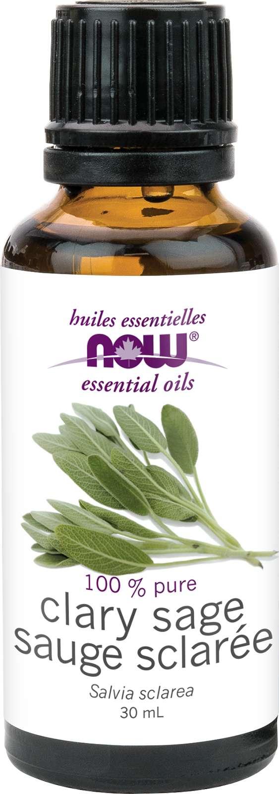 Clary Sage Oil (Salvia sclarea) 30mL