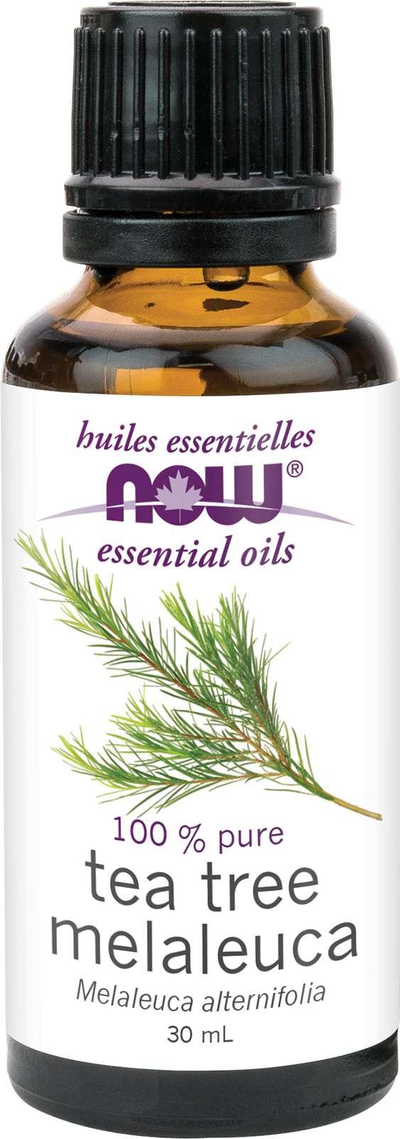 Tea Tree Oil (Melaleuca alternifolia)