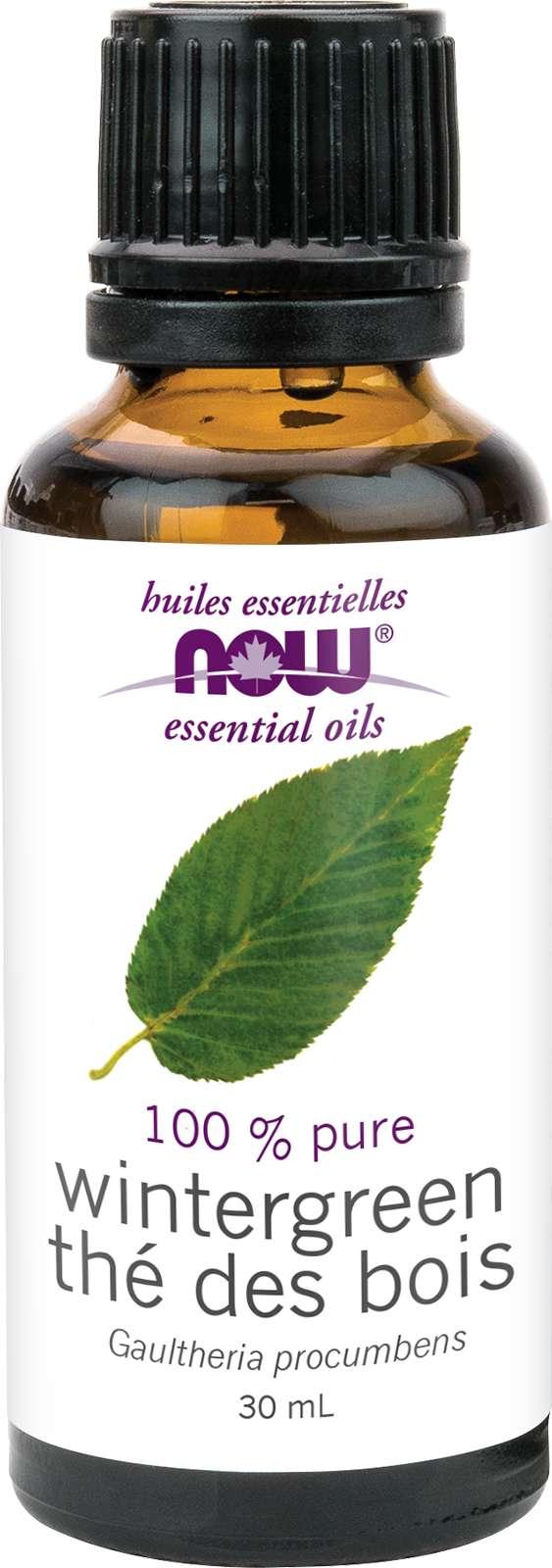 Wintergreen Oil (Gaultheria procumbens) 30mL