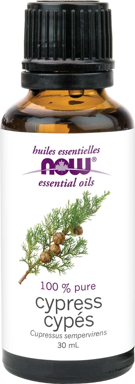 Cypress Oil (Cupressus sempervirens) 30mL