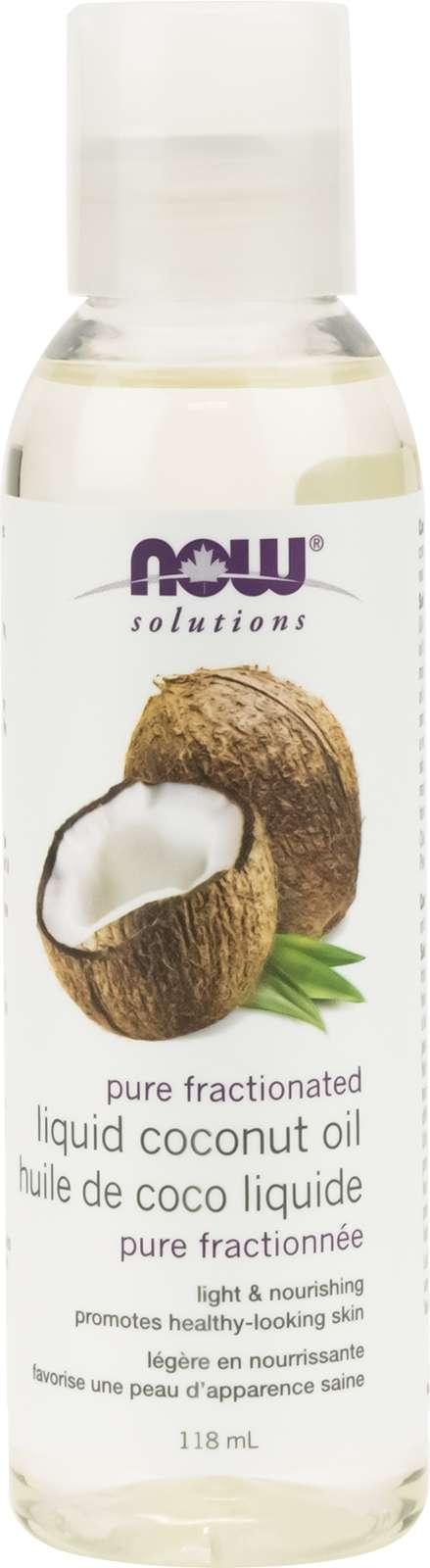 Fractionated Liquid Coconut Oil