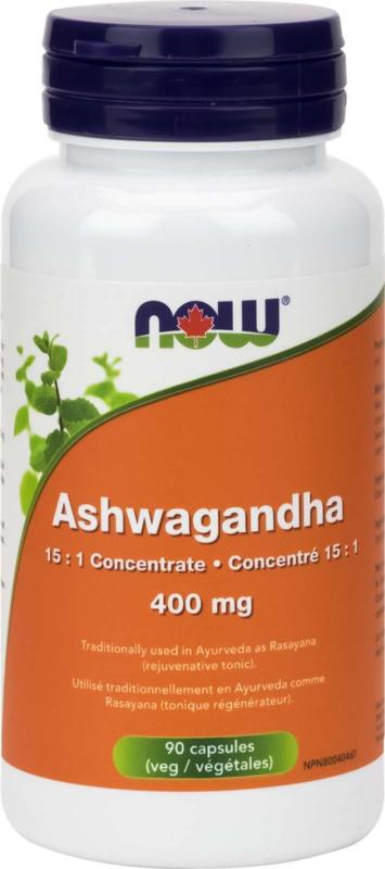 Ashwagandha Ext 400mg 90vcap