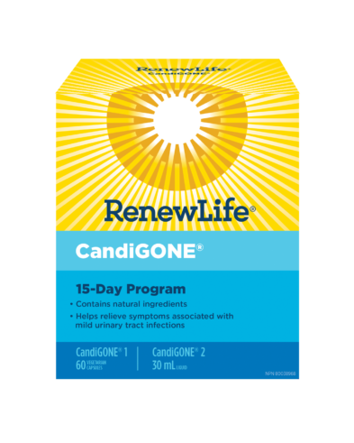 Renew Life® CandiGONE®, 15 Day Program, 1 Kit