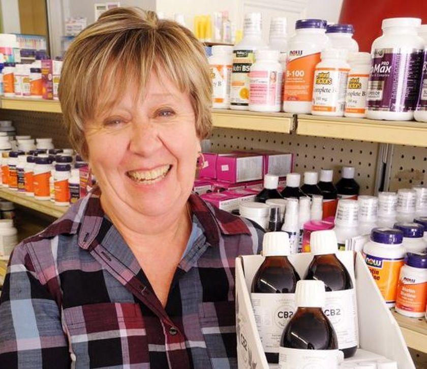 Gail Lyons - Natural Food Guru