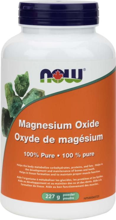 Magnesium Oxide Powder 227g