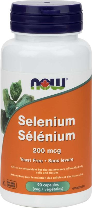 Selenium 200mcg (yeastfree)