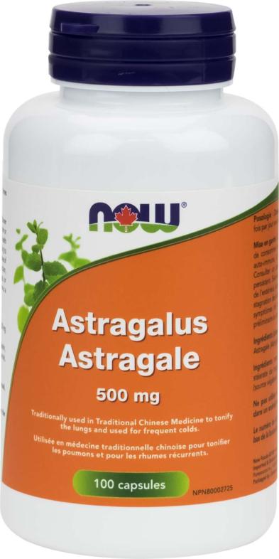 Astragalus 500mg 100vcap