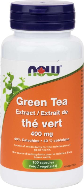 Green Tea Ext 400mg 100vcap