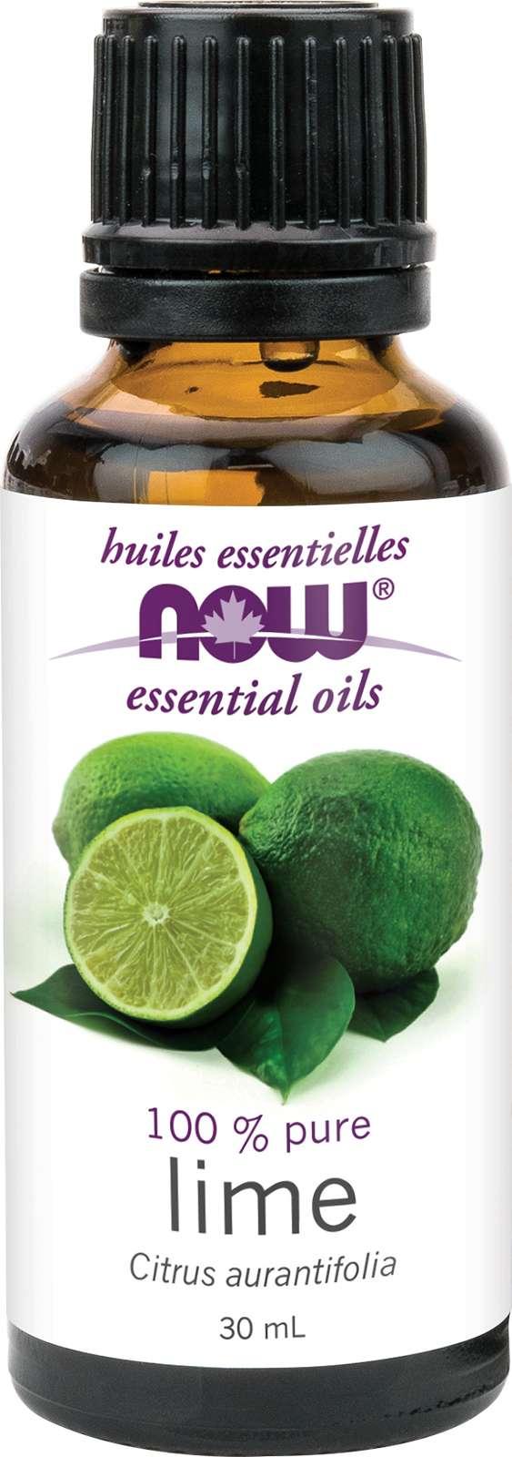 Lime Oil (Citrus aurantifolia) 30mL
