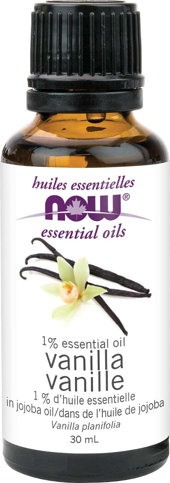 Vanilla Oil 1% (Vanilla planifolia) 30mL