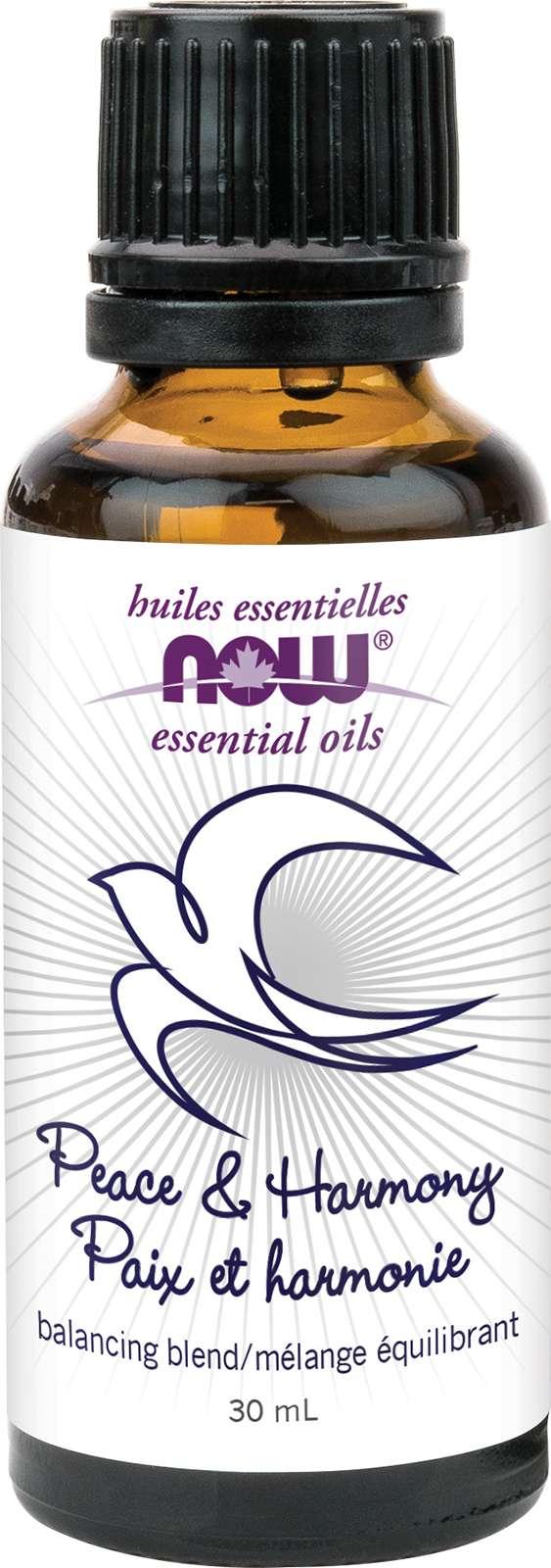 Peace & Harmony Essential Oil Blend 30mL