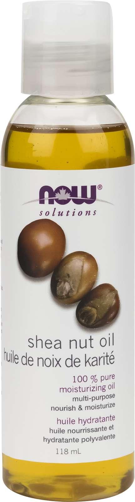 Shea Nut Oil Liquid, Pure 118mL