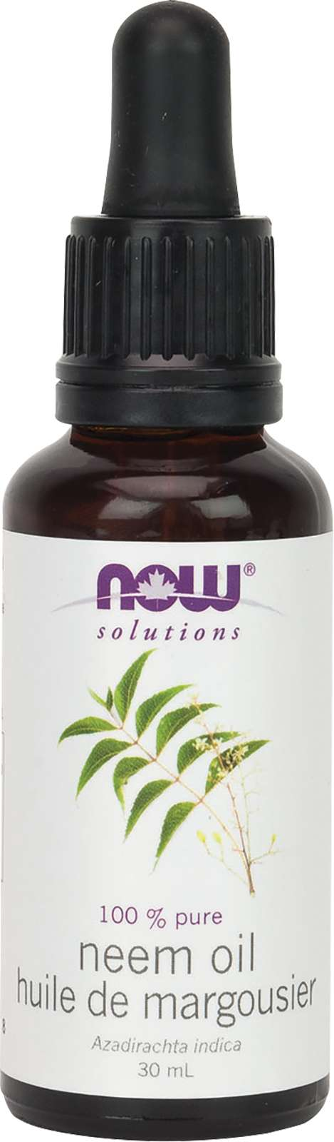 Neem Oil, Pure 30mL