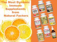 Natural Factors Immune Supplements