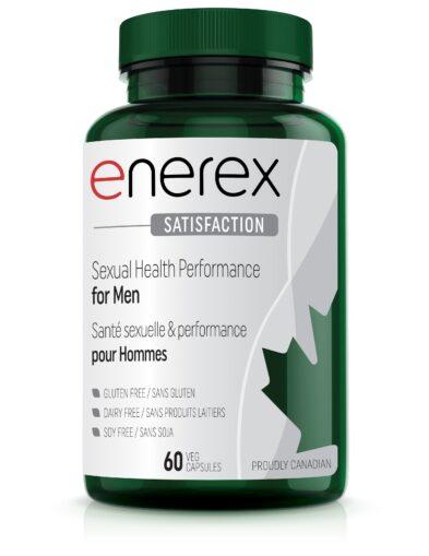 Enerex SATISFACTION for Men 60 VegCaps