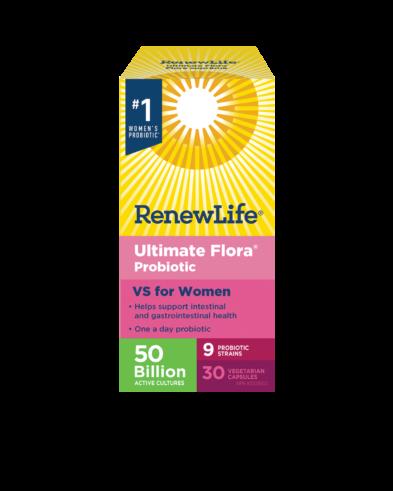 Ultimate Flora® VS for Women, 50 Billion Active Cultures