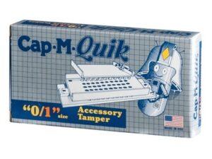 Cap M Quik Tamper 0 & 1